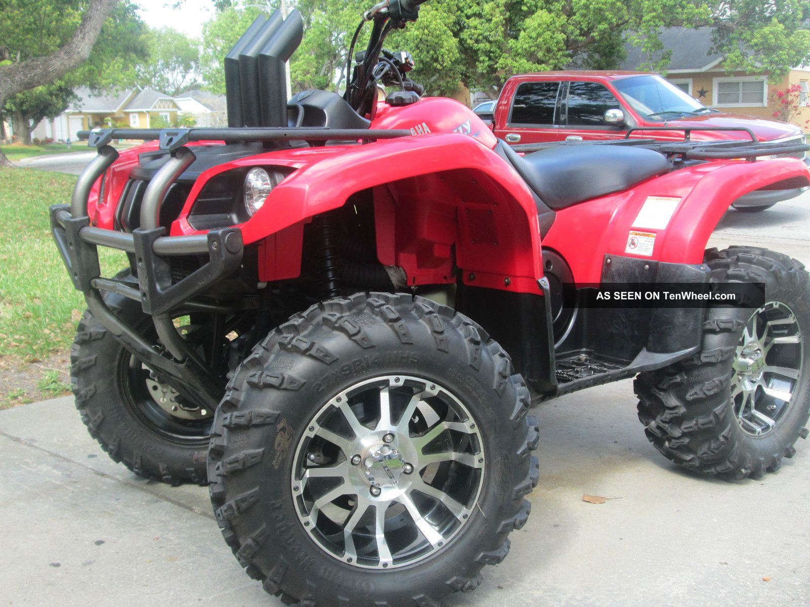 2006 Yamaha Grizzly Yamaha photo