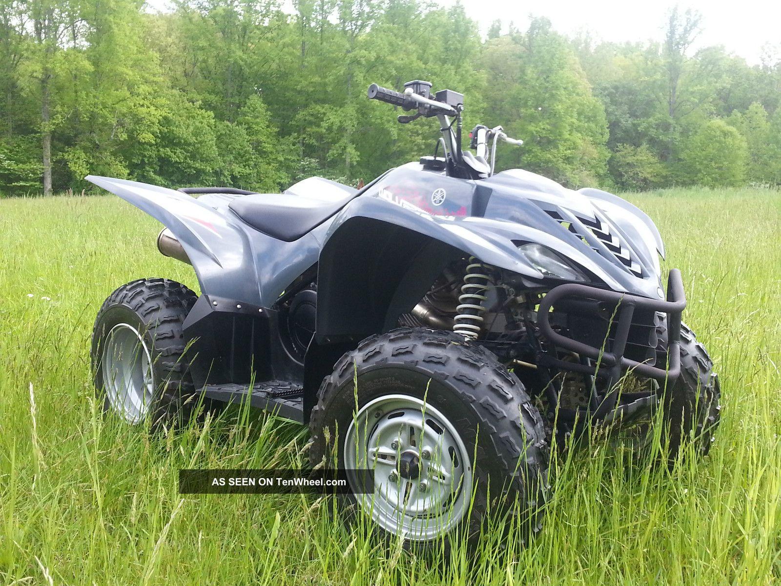 2007 Yamaha Wolverine