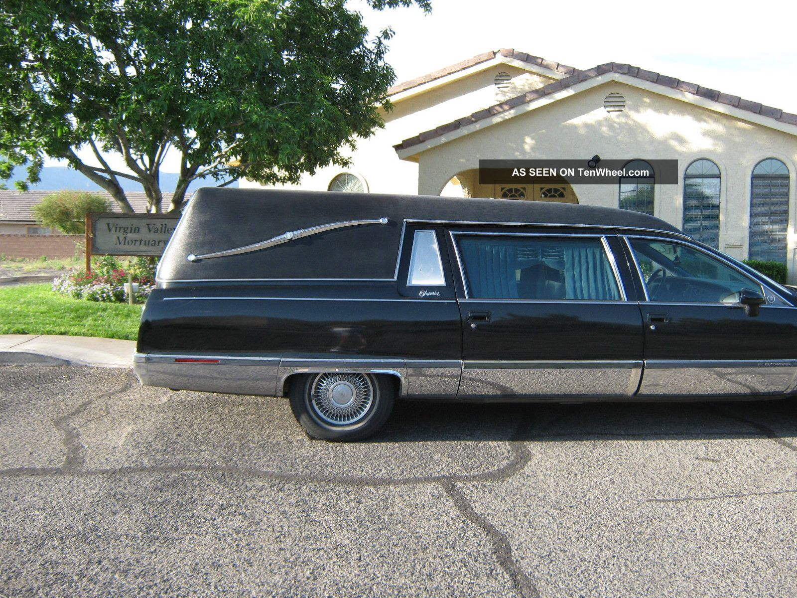1994 cadillac fleetwood hearse other photo 1. Cars Review. Best American Auto & Cars Review