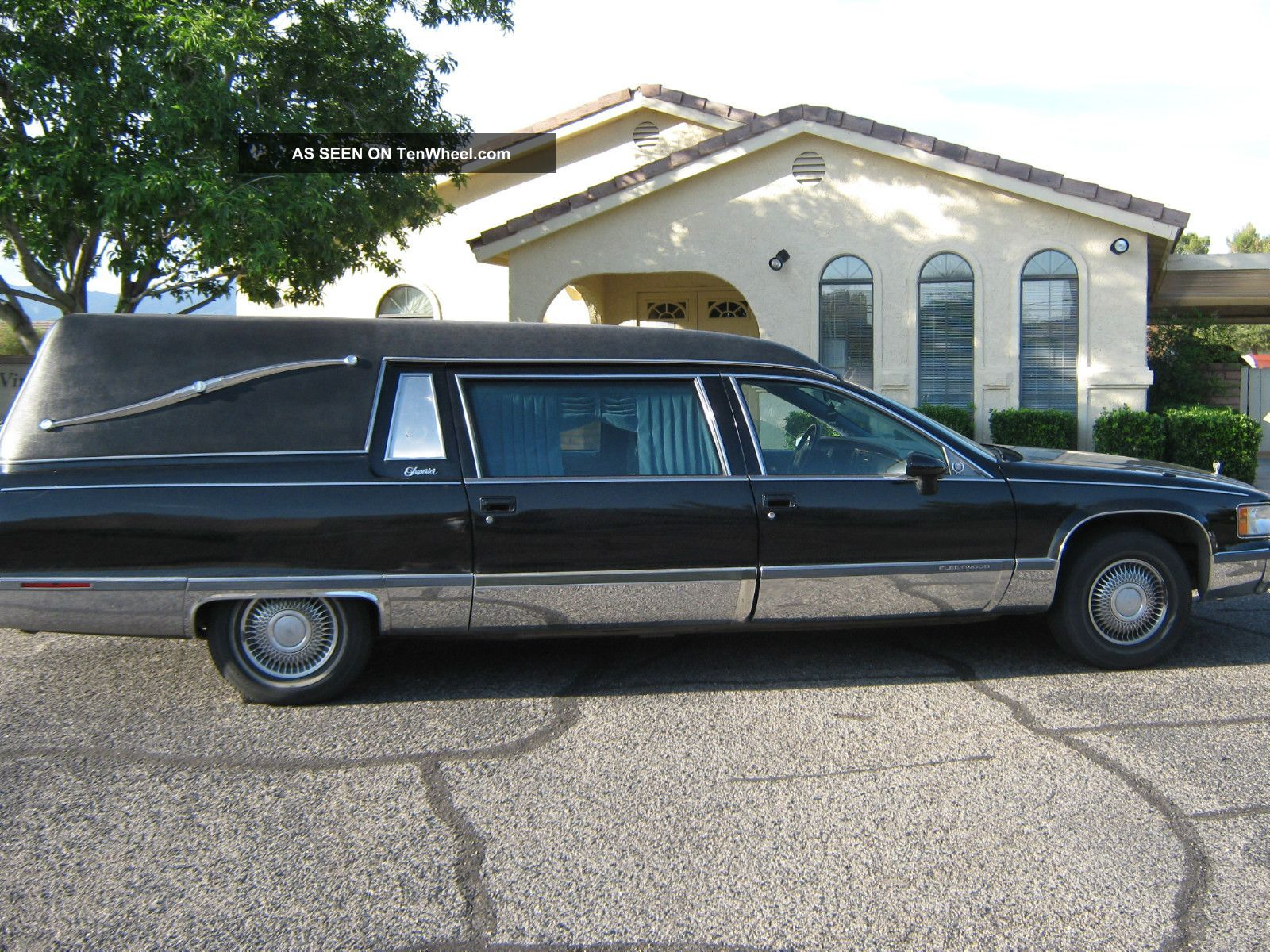 1994 cadillac fleetwood hearse other photo 2. Cars Review. Best American Auto & Cars Review