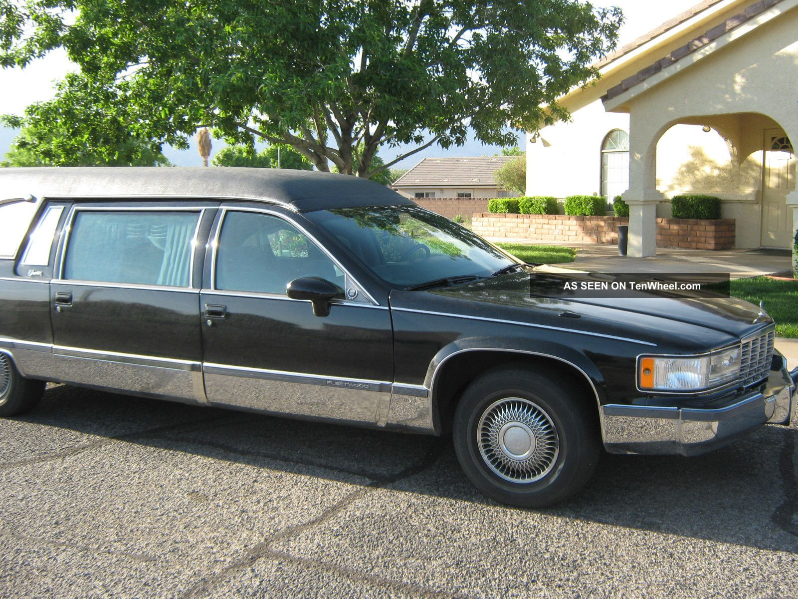 1994 cadillac fleetwood hearse other photo 3. Cars Review. Best American Auto & Cars Review