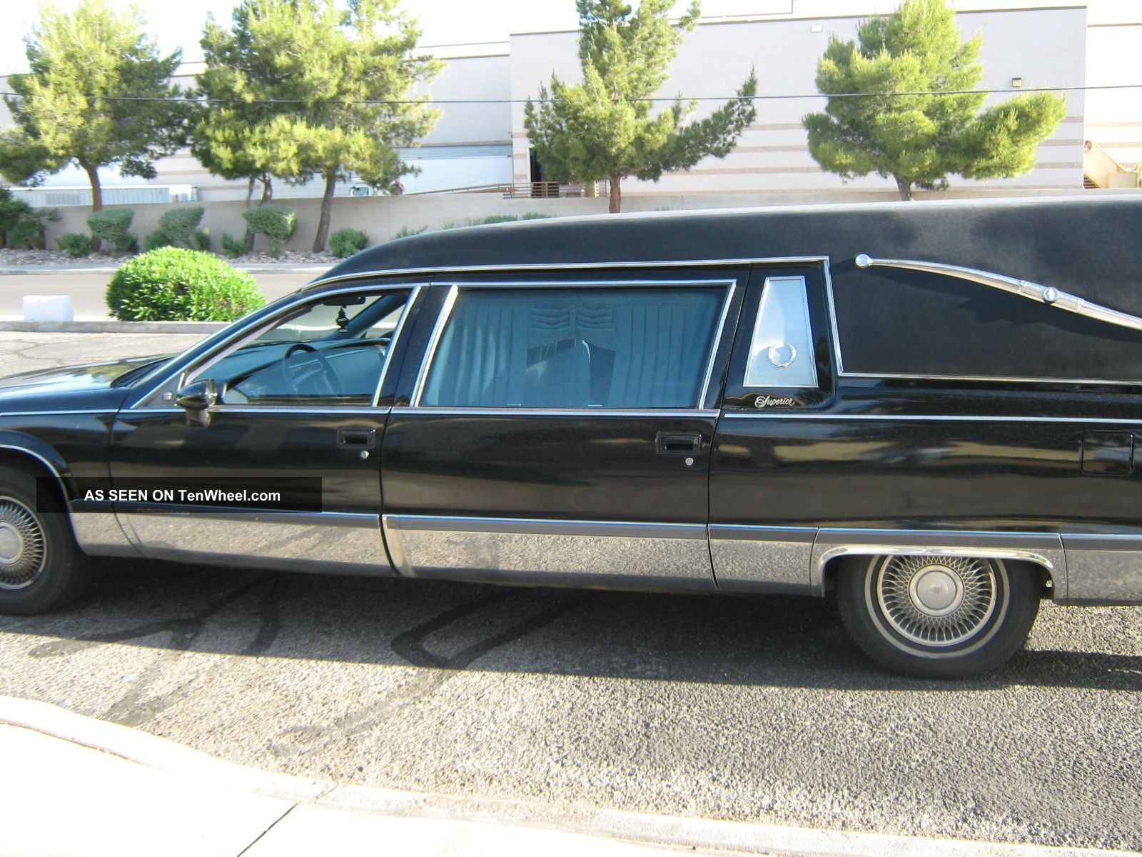 1994 cadillac fleetwood hearse other photo 5. Cars Review. Best American Auto & Cars Review