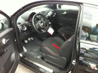 2013 Fiat 500 Abarth Turbo Hatchback - photo