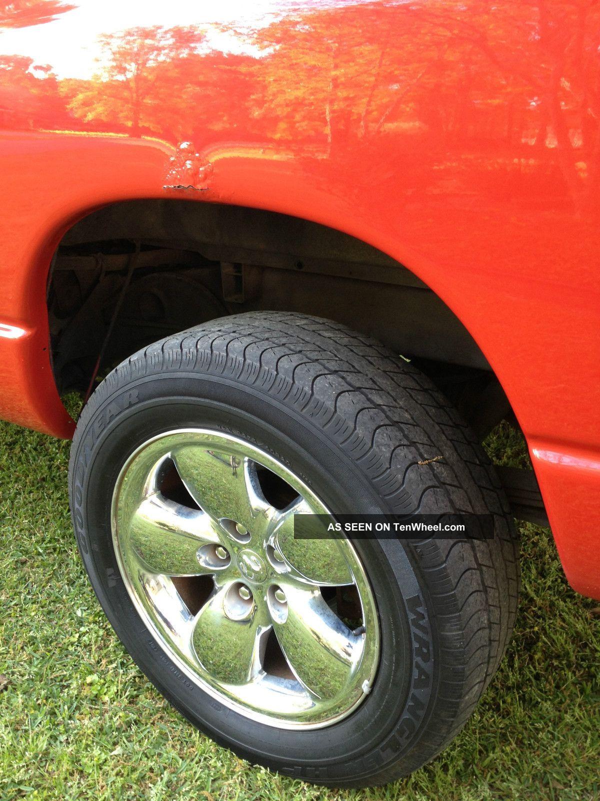 2004 Dodge Ram 1500 Sport Package Crew Cab 4 Door V8 Hemi