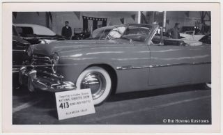 1937 Custom Show Car (rare Find) photo