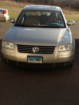 2005 Volkswagon Passat Gls Tdi photo
