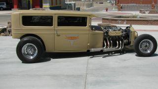1926 Canadian Mclaughlin Buick Street Rod Jaguar Xj12 photo