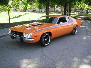 1973 Plymouth Road Runner photo