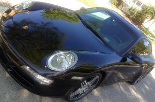 2008 Porsche 911 Carrera Coupe 2 - Door 3.  6l - Perfect - Garage Kept - Turbo Rims - L photo