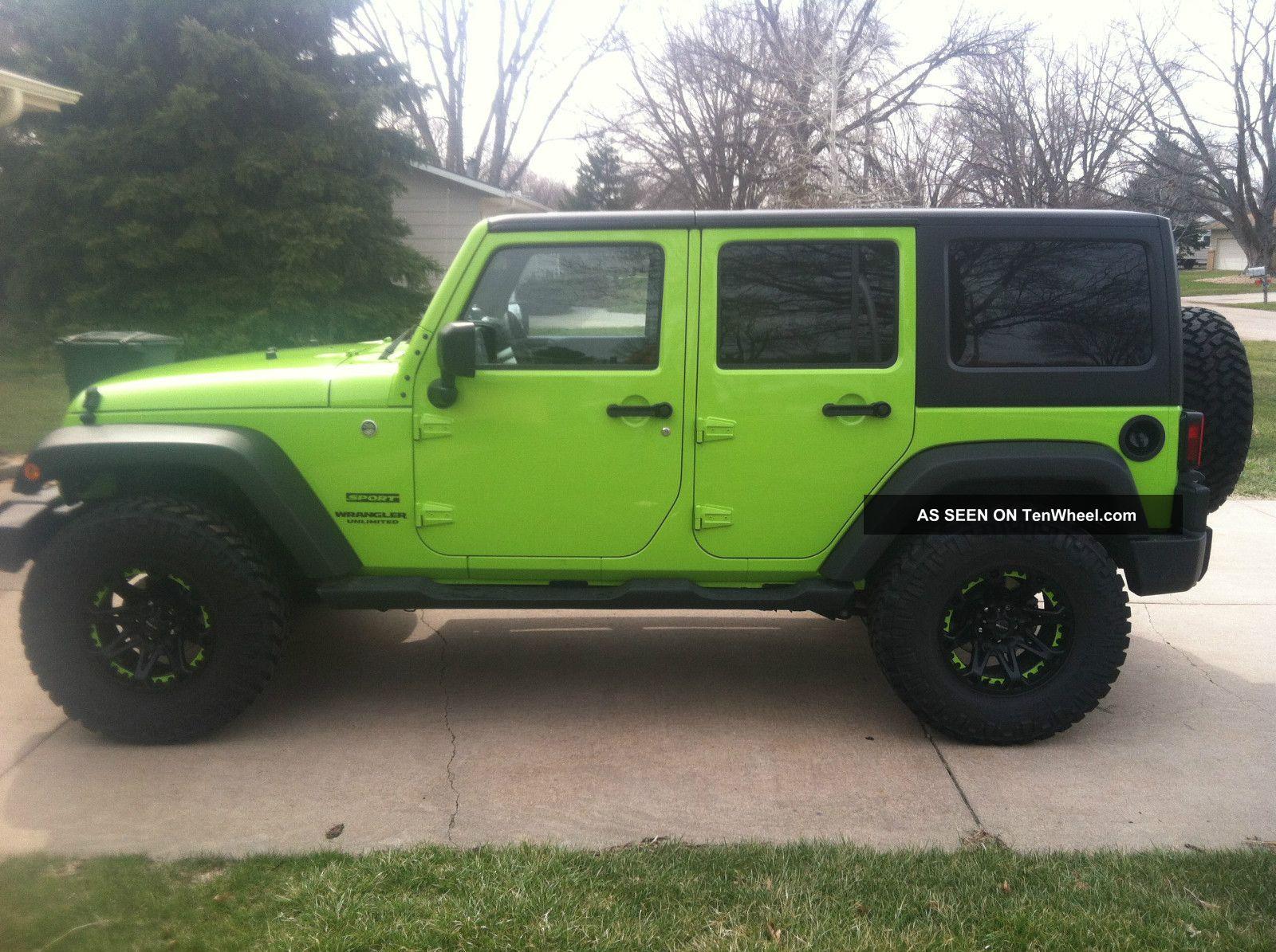 2012 jeep wrangler unlimited sport sport utility 4 door 3 6l. Black Bedroom Furniture Sets. Home Design Ideas