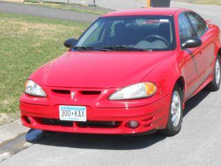 2004 Pontiac Grand Am Se1 Sedan 4 - Door 3.  4l photo
