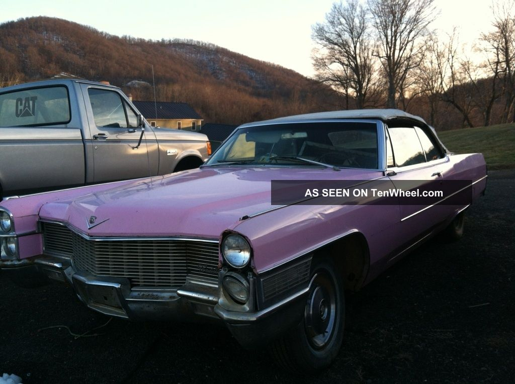 1965 cadillac coupe deville pink cadillac deville photo. Cars Review. Best American Auto & Cars Review