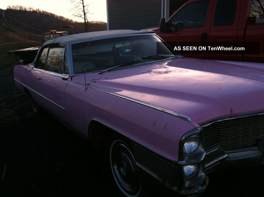 1965 cadillac coupe deville pink cadillac deville photo 3. Cars Review. Best American Auto & Cars Review