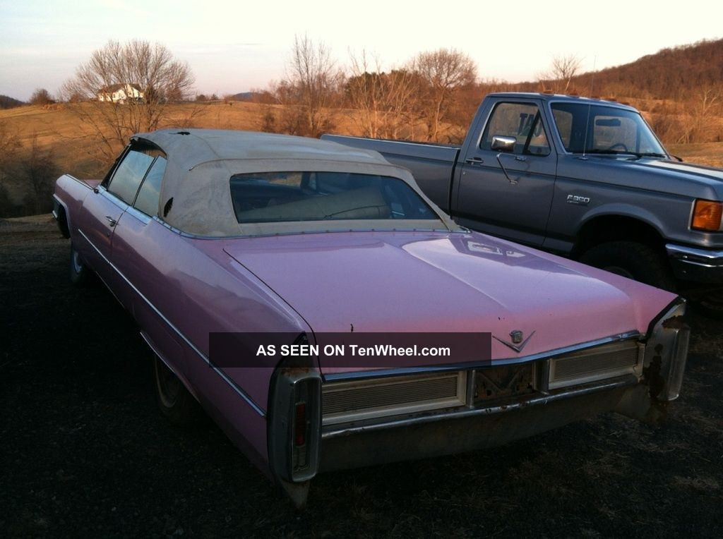 1965 cadillac coupe deville pink cadillac deville photo 5. Cars Review. Best American Auto & Cars Review
