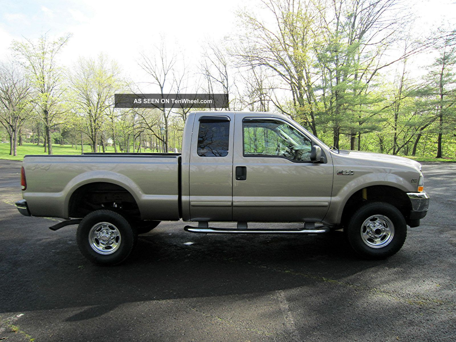 2003 ford f 350 xlt lariat crew cab 10 cylinder 4x4 1. Black Bedroom Furniture Sets. Home Design Ideas