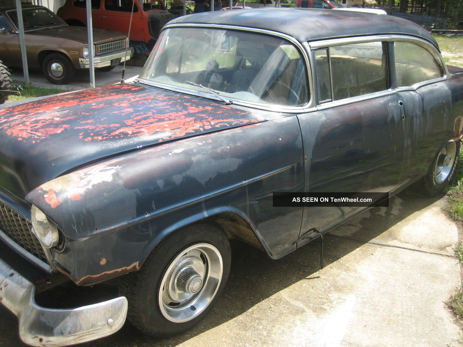 1955 Chevy Bel Air - Great Project Car