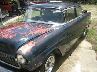 1955 Chevy Bel Air - Great Project Car photo