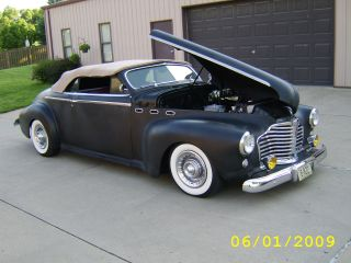 1941 Buick Roadmaster -  - Hot Rod,  Rat Rod,  Street Rod photo