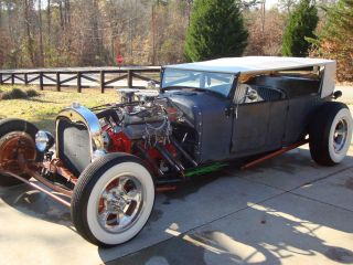 1924 Ford Touring Rat Rod photo