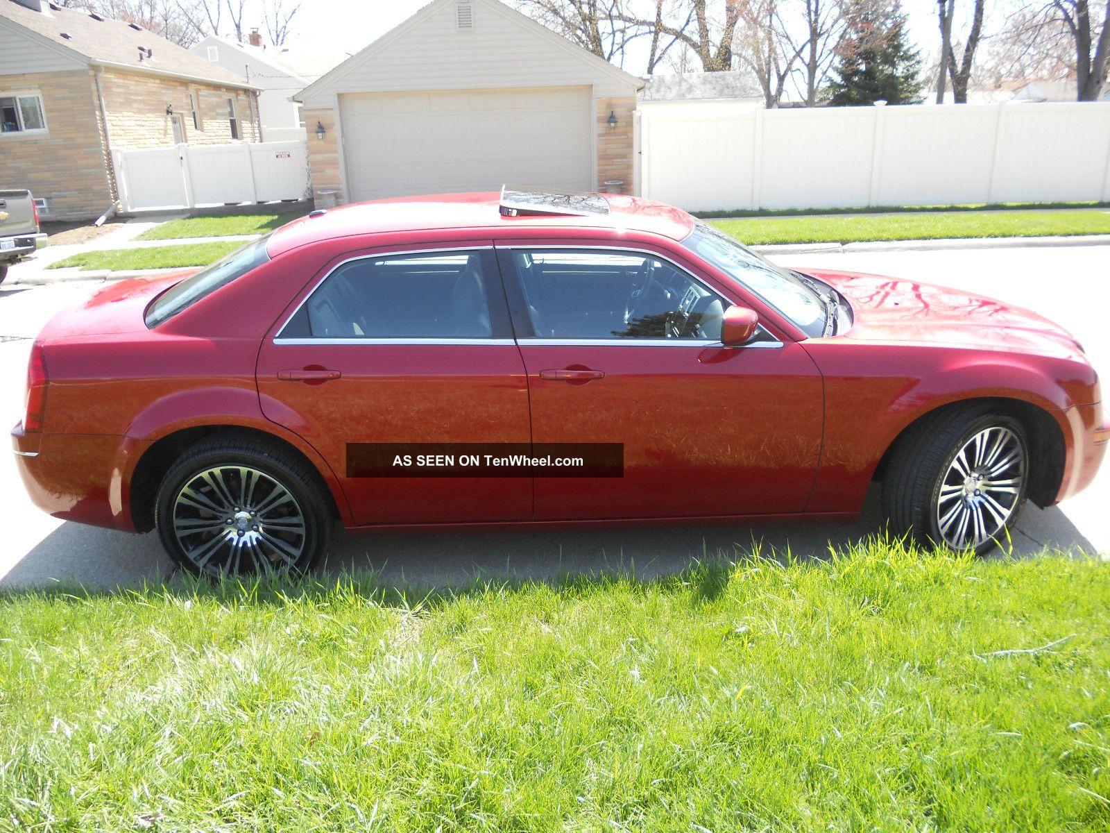 Chrysler S Sedan L Navi S Lthr Htd Seats No Resrve Rebuilt Lgw
