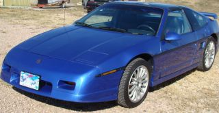 1987 Fiero Gt T - Top With Gm Lm1 V - 8 Conversion photo