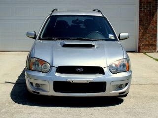 2004 Subaru Impreza Wagon Awd photo