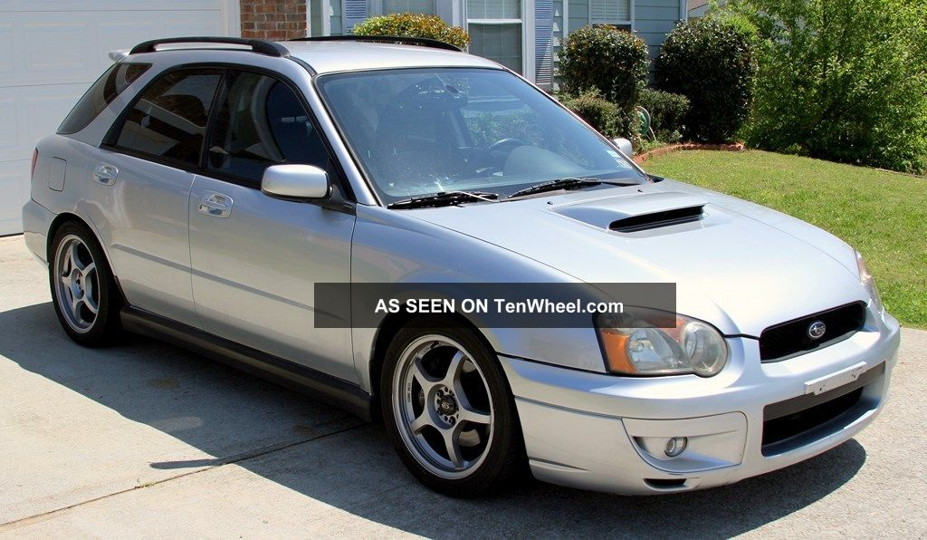 Subaru awd wagon
