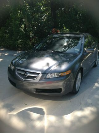 2005 Acura Tl Base Sedan 4 - Door 3.  2l photo