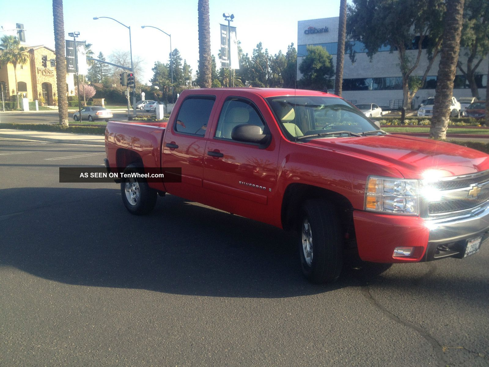 2007 chevrolet silverado 1500 lt extended cab pickup 4 door 4 8l. Black Bedroom Furniture Sets. Home Design Ideas
