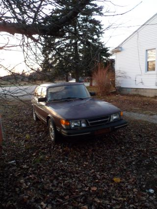 Rare Classic 1984 Saab 900 Non - Turbo 4 - Door Sedan Only 2 Owners photo