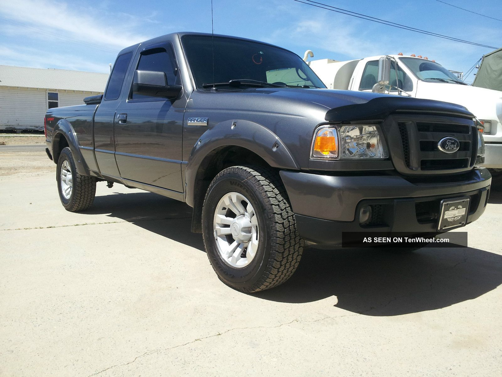 2007 ford ranger sport extended cab pickup 2 door 3 0l. Black Bedroom Furniture Sets. Home Design Ideas