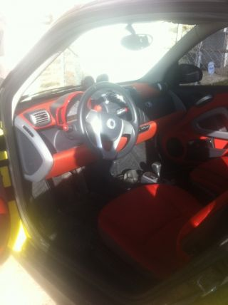 2008 Smart Fortwo Passion Coupe 2 - Door 1.  0l photo