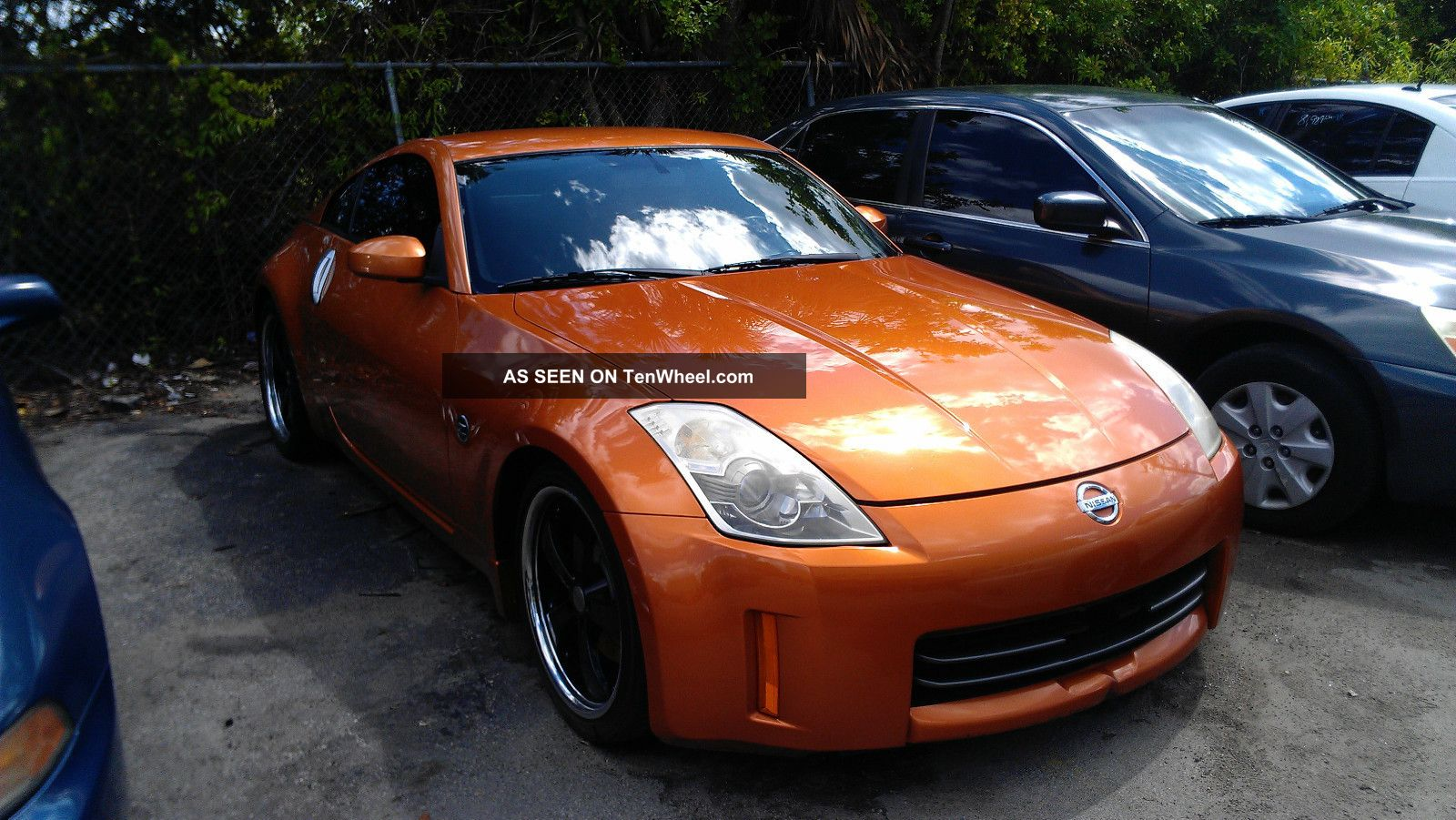 2006 Nissan 350z Coupe 6 Speed 3  5l Title