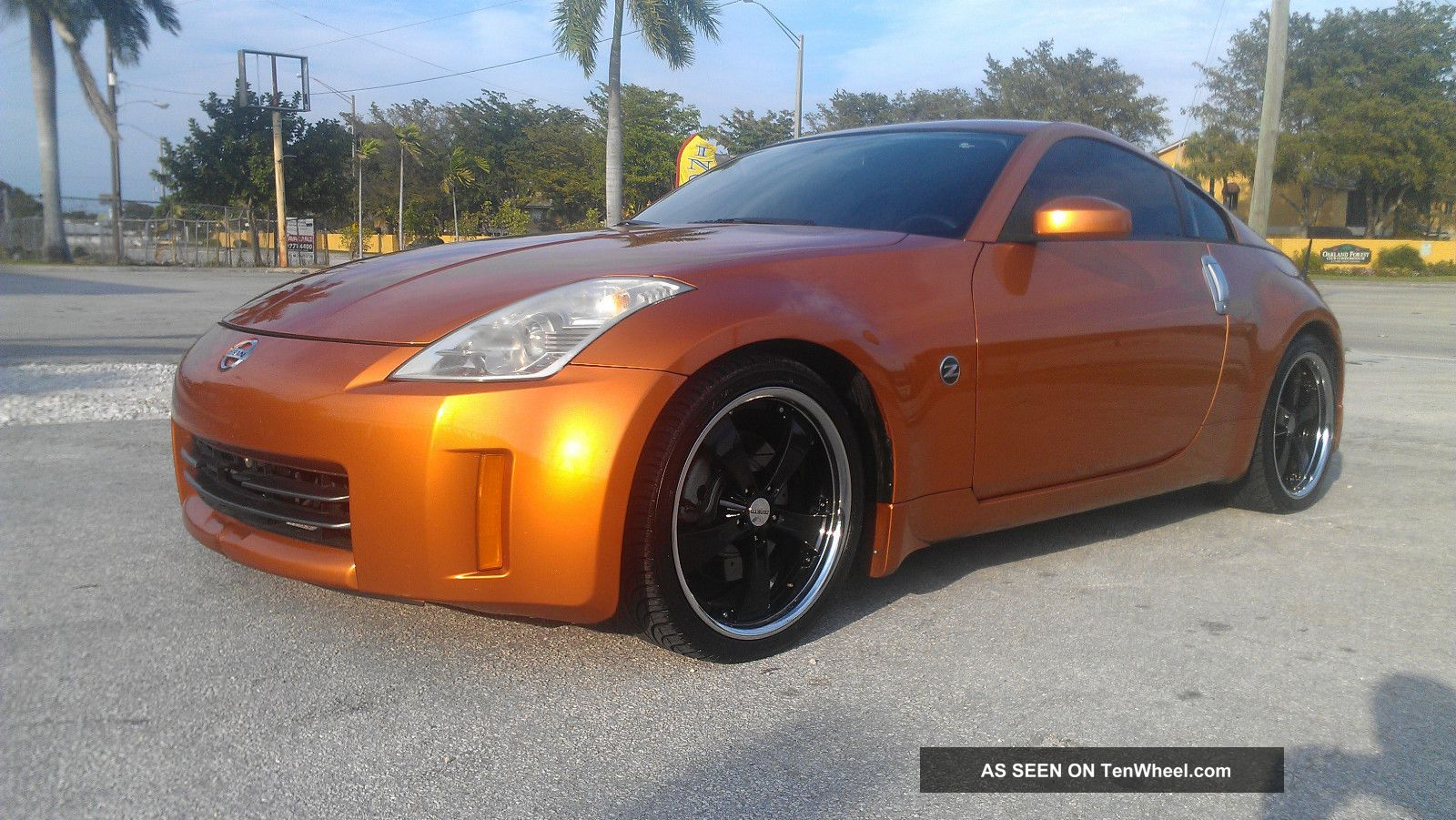2006 nissan 350z coupe 6 speed 3 5l title. Black Bedroom Furniture Sets. Home Design Ideas