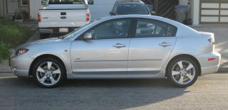 2006 Mazda3 S Touring 4 - Door Sedan photo