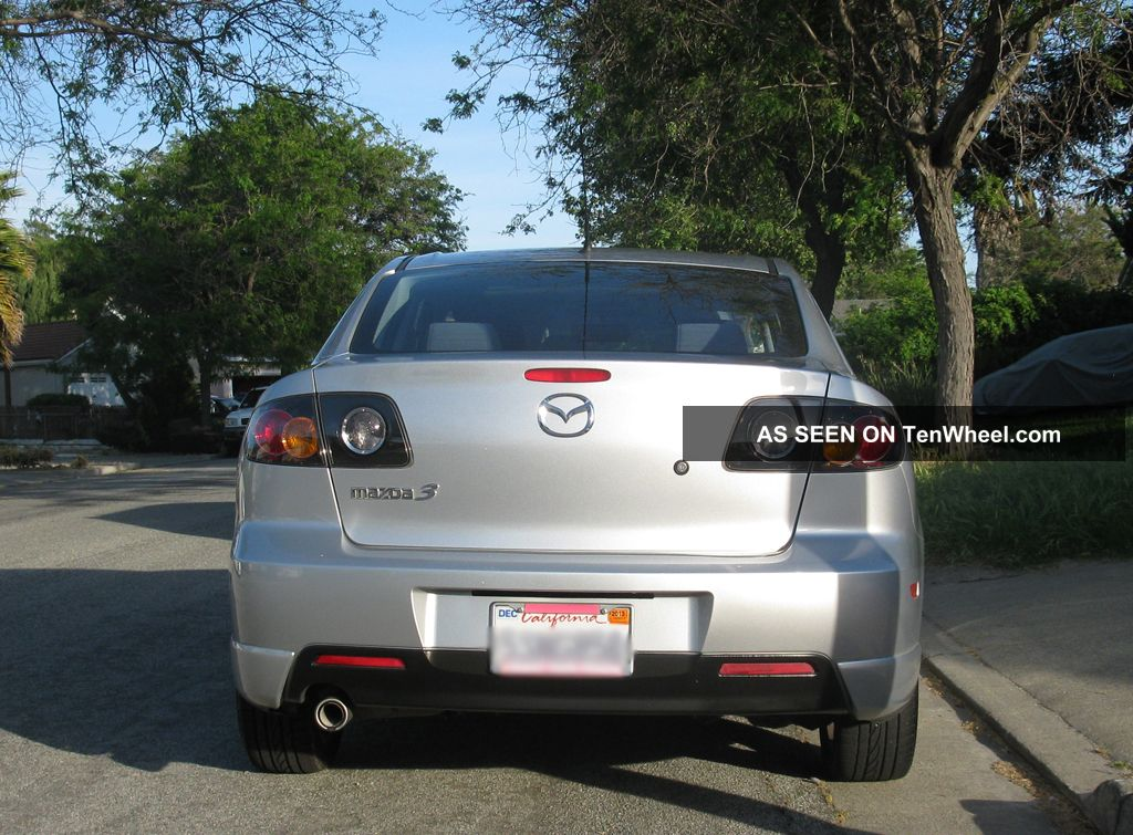 Mazda S Touring Door Sedan Lgw on 2006 Toyota Corolla Le 1 8l 4 Cylinder Engine Picture Pic Image