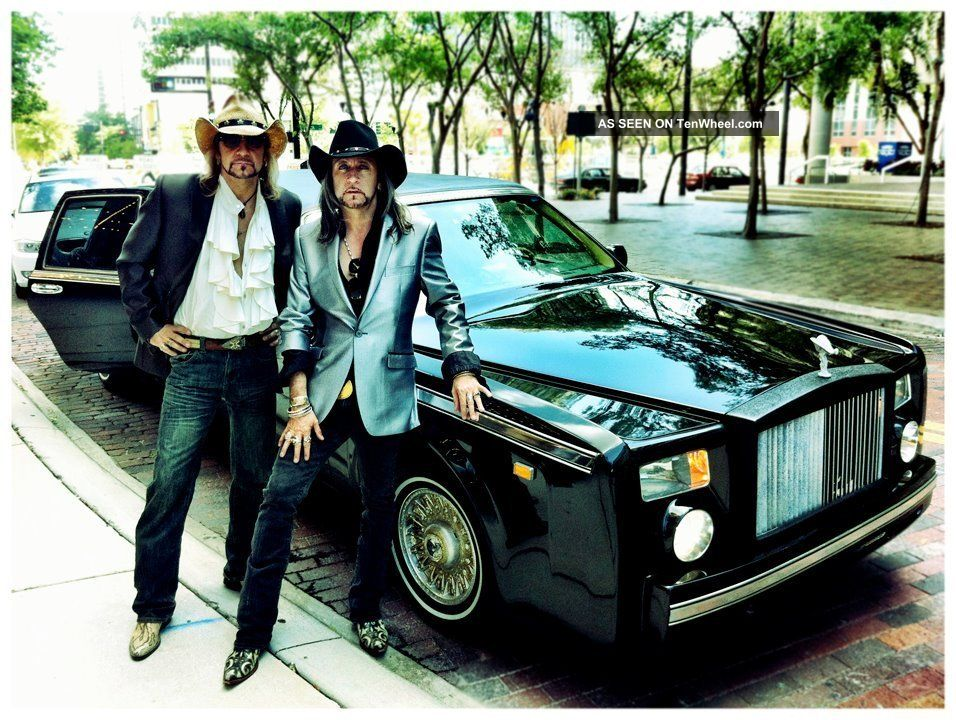 Phantom Rolls Royce Style Limo,  Limousine, ,  Built In 2011 In Cond Replica/Kit Makes photo