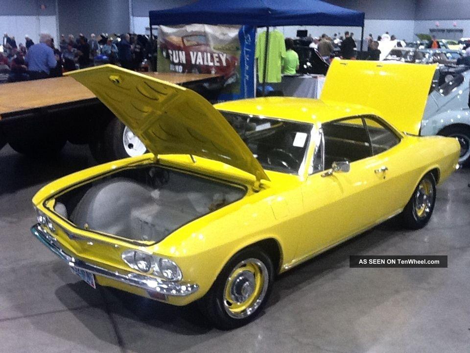 1965 Chevrolet Corvair Corvair photo