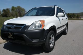 2004 Honda Cr - V Ex Sport Utility 4 - Door 2.  4l photo