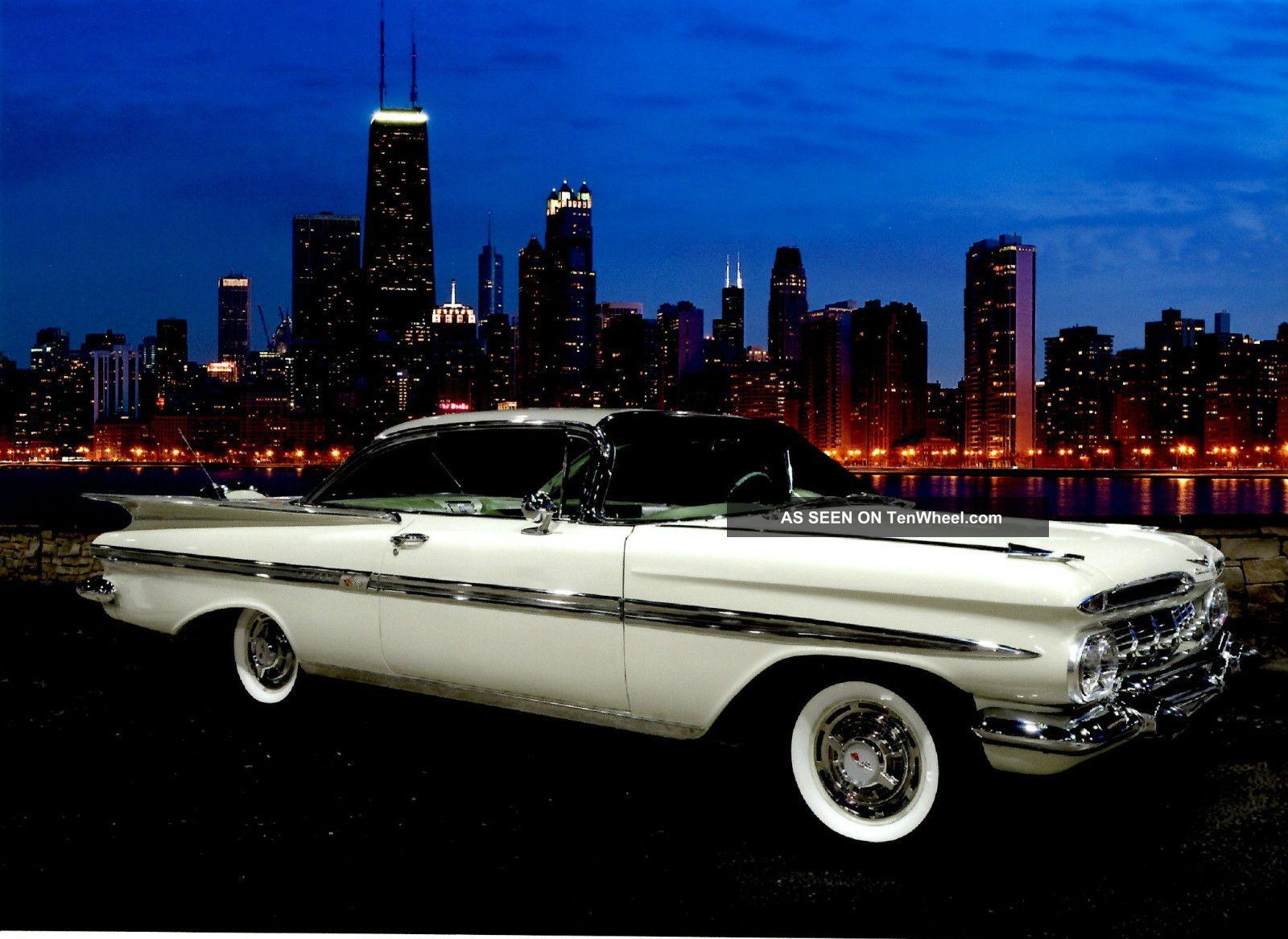 1959 Impala Sport Coupe - Restomod Impala photo