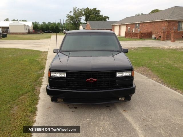 Chevrolet 1990 454 / Ss (c / K Pickup 1500 Sport)
