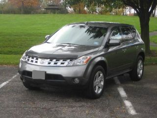 2005 Nissan Murano Sl photo