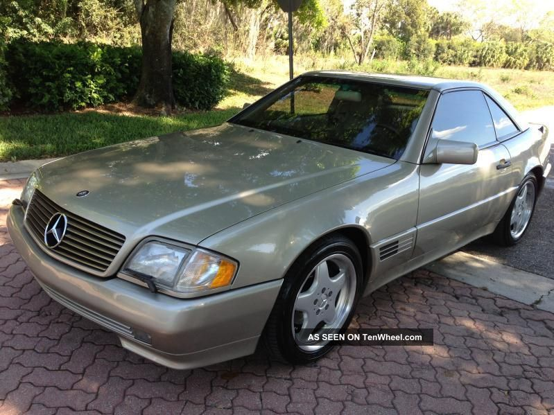 1992 mercedes benz 500 sl a rare classic for 1992 mercedes benz sl500