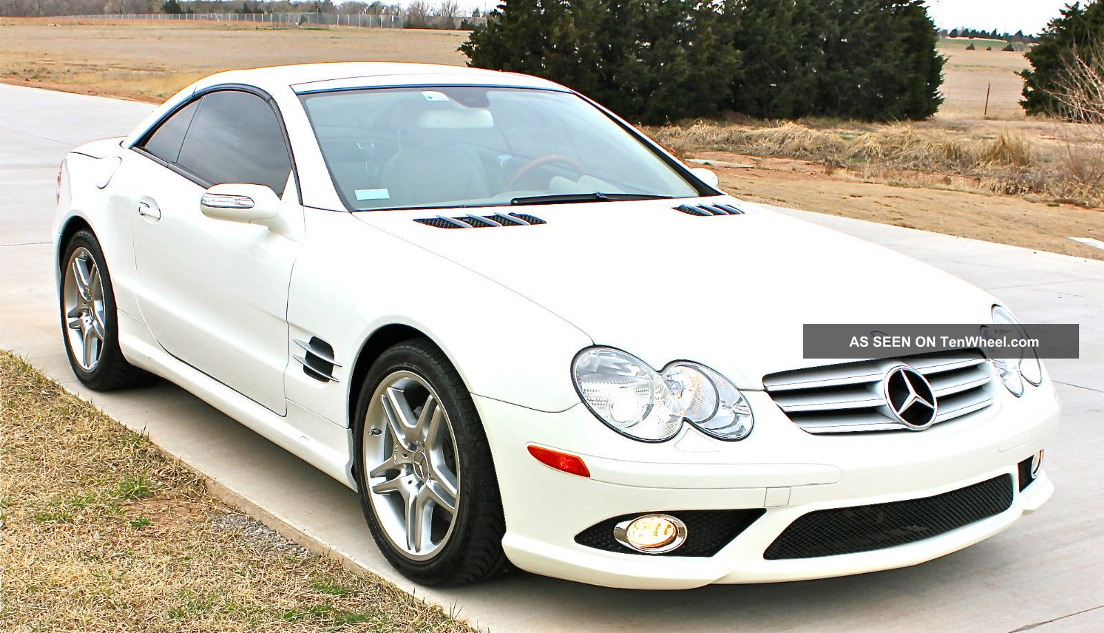 2007 mercedes benz sl550 for Mercedes benz sl550