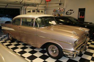 1957 Chevy 210 photo