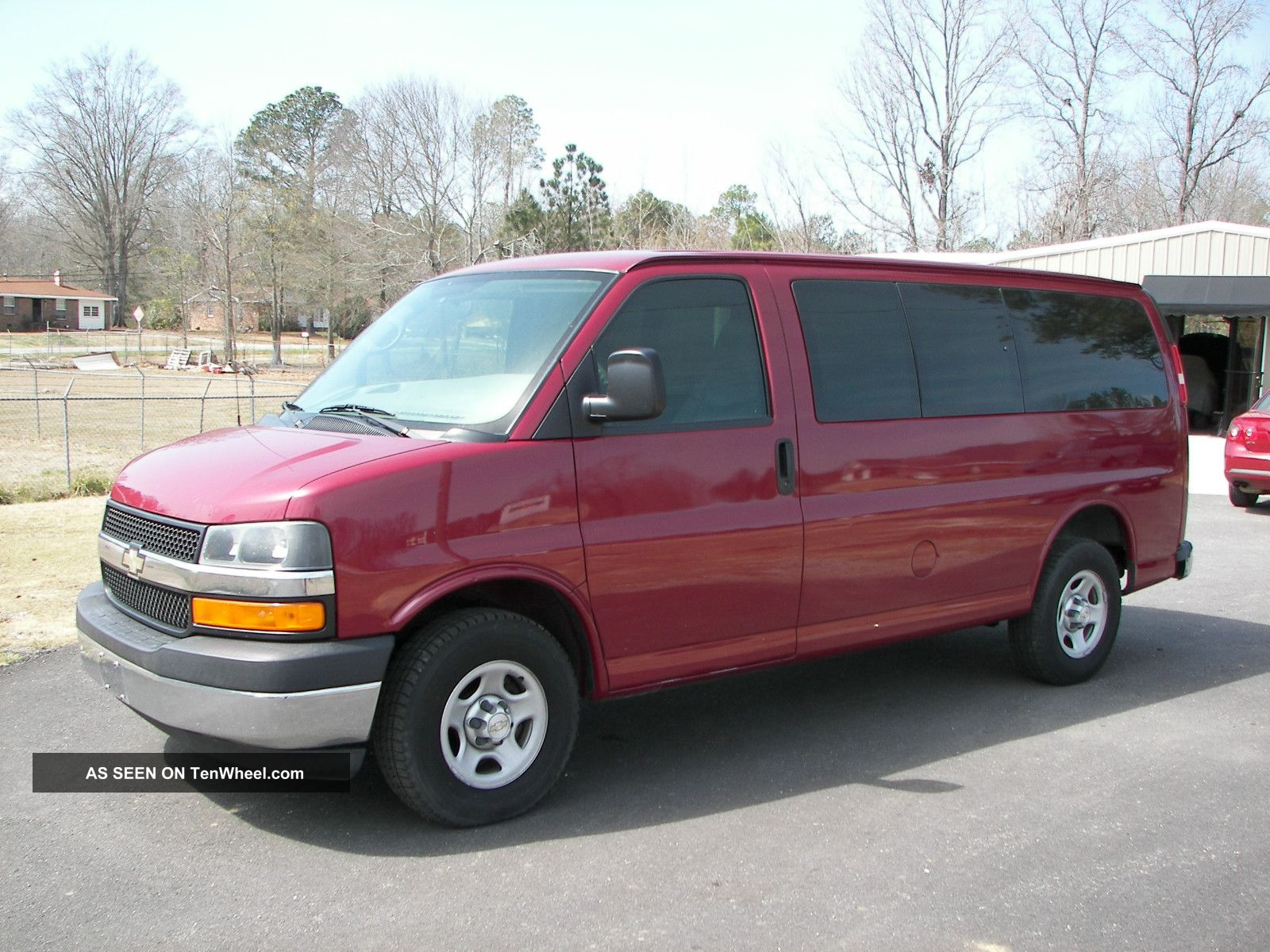2006 chevrolet express 2500 cargo van. Black Bedroom Furniture Sets. Home Design Ideas