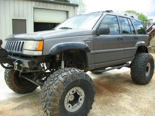 1994 Jeep Grand Cherokee Rock Crawler 4x4 photo