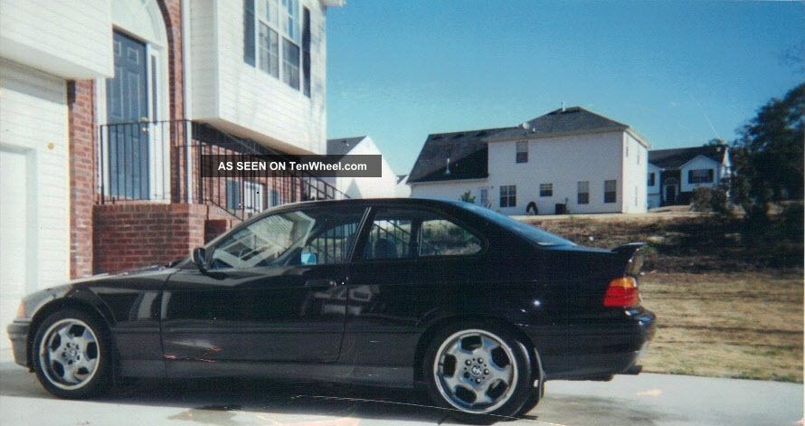 1993 Bmw 325is Base Coupe 2 - Door 2.  5l 3-Series photo