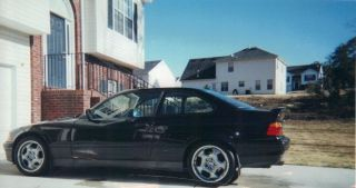 1993 Bmw 325is Base Coupe 2 - Door 2.  5l photo