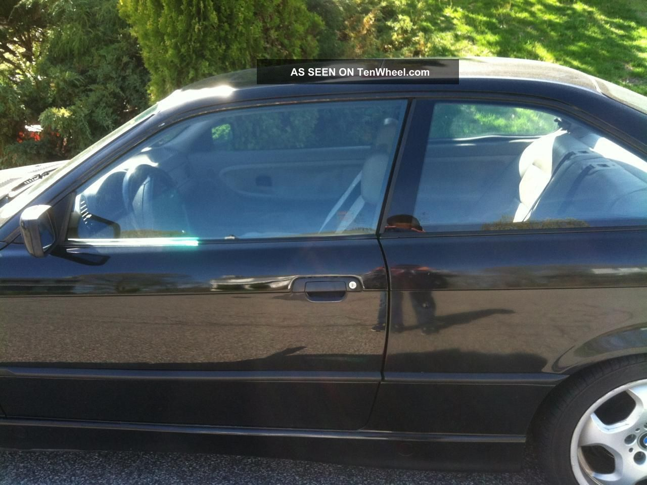 1993 Bmw 325is Base Coupe 2 Door 2 5l